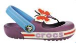 Crocs сиреневые бабочки размеры 25 (14 см). Цена 1000 р.