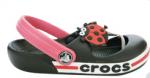 Crocs черные божьи коровки размеры 24 (13,5 см), 26 (15 см), 27 (15,5 см). Цена 1000 р.