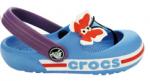 Crocs голубые бабочки размер 24 (13,5 см), 25 (14 см), 26 (15 см), 27 ( 15,5 см). Цена 1000 р.